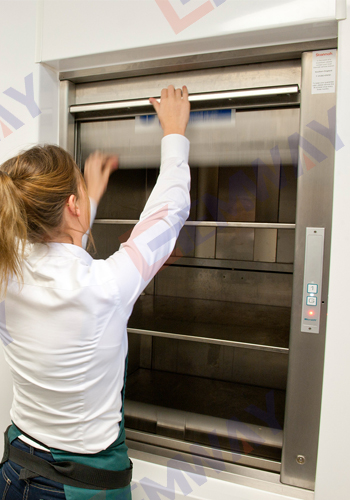 Dumbwaiter Lift 4.42m & Dumbwaiter Lifts | Gemway