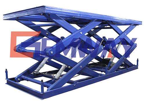 Mechanical Scissor Lift, 4.5m