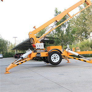 towable boom lifts parts
